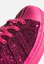 adidas Originals - Superstar W - shock pink/collegiate purple