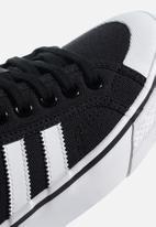 adidas Originals - Nizza - black/white