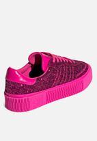 adidas Originals - Sambrose  W - shock pink/collegiate purple