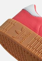 adidas Originals - Sambrose  W - shock red/white/gum