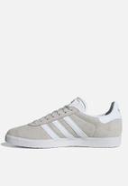 adidas Originals - Gazelle - grey/white/gold