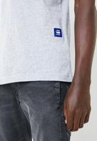 G-Star RAW - Graphic 10 short sleeve tee - grey