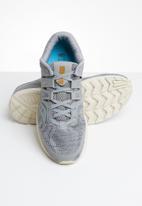 Saucony Running - Saucony Ride ISO - grey shade