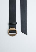 Joy Collectables - Skinny belt - black