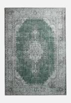 Hertex Fabrics - Nizam rug - teal