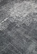 Hertex Fabrics - Nizam rug - charcoal