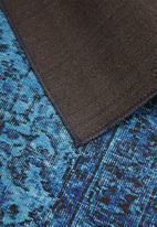 Hertex Fabrics - Mahika rug - blue