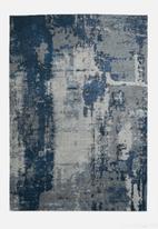 Hertex Fabrics - Almina rug - blue