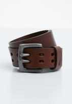 POLO - Dimitri belt - brown
