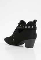 STYLE REPUBLIC - Studded bootie - black