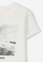 Cotton On - Max short sleeve tee - white