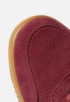 Reebok Classic - Workout plus mu -  meteor red/solar gold/gum