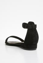 Superbalist - Lia barely there sandal - black