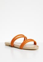 Superbalist - Kaylee sandal - orange