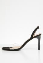Superbalist - Harper heels  - black