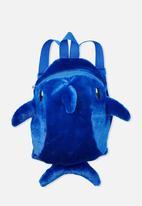Cotton On - Mini novelty backpack - shark