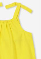 Cotton On - Rachel all in one - yellow