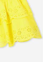Cotton On - Gracie skirt - yellow