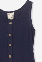 Cotton On - Harlo jumpsuit - navy