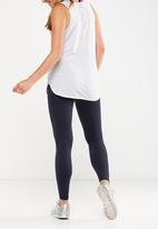 Cotton On - Maternity core tight over belly - navy
