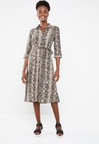 Superbalist - Shirt dress - multi