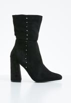 STYLE REPUBLIC - Flaired boot -black