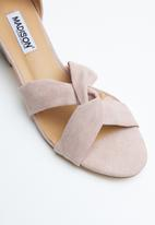 Madison® - Ankle strap heels - pink