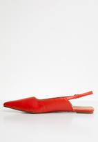Jada - Slingback pumps - red
