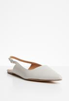 Jada - Slingback pumps - grey