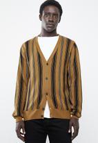New Look - Vertical stripe cardigan - multi