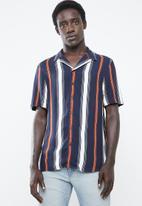 New Look - Ginger highlight short sleeve shirt - multi