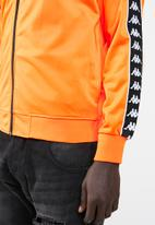 KAPPA - 222 Banda anniston slim jacket - orange