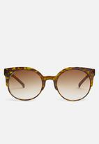 Superbalist - Amber oversized sunglasses - brown