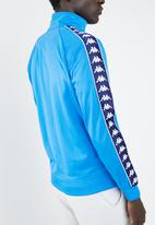 KAPPA - 222 Banda anniston slim jacket - blue