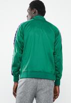 KAPPA - 222  Banda anniston slim jacket - green