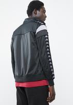 KAPPA - 222 Banda merez slim jacket - black