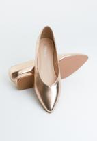 Superbalist - Jenny pump - rose gold