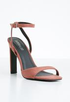 Superbalist - Cindy heel - pink