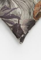 Hertex Fabrics - Nightfall pinho cushion cover - grey