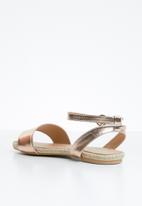 Superbalist - Amber sandal - rose gold