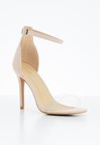 Superbalist - Tumi ankle strap heels - pink