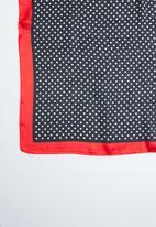 Superbalist - Polka dot scarf - multi