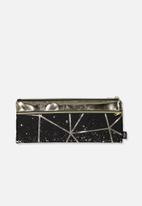 Typo - Patti pencil case - black