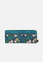 Typo - Patti pencil case - blue