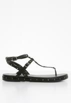 Miss Black - Daynan sandal - black