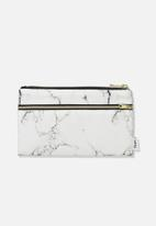 Typo - Archer pencil case - white