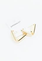 Superbalist - Reese earrings - gold