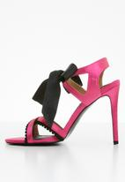 MHNY by Madison - Brittany heel - pink