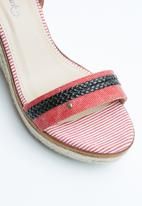 Miss Black - Success wedges - multi