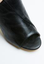 Miss Black - Lesedi heel - black